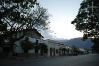 The town of Cafayate, Argentina