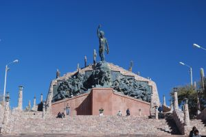 The Monument to Independence, Humahuaca, province of Jujuy