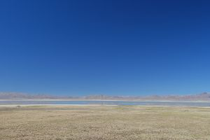 "The ""Laguna de Pozuelos"", on the Andean Altiplano, Jujuy"