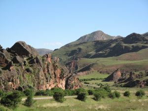 The Enchanted Valley ('Valle Encantado'), province of Salta
