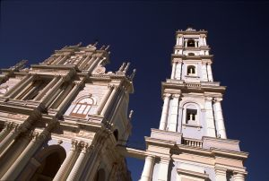 Church in Salta, province of Salta, Argentina